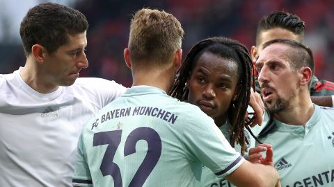 """Sanches won the game for us"" – Kimmich"