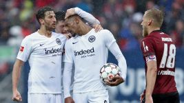Watch: Nuremberg 1-1 Frankfurt