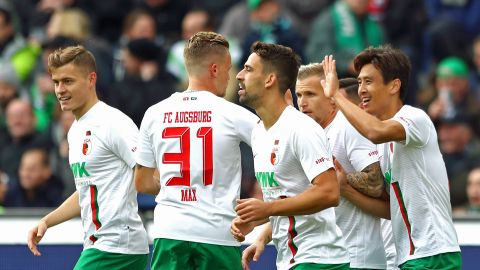 Watch: Hannover 1-2 Augsburg