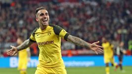 Dortmund getting the best out of Paco Alcacer