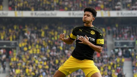Watch: EVERY Jadon Sancho goal and assist for BVB