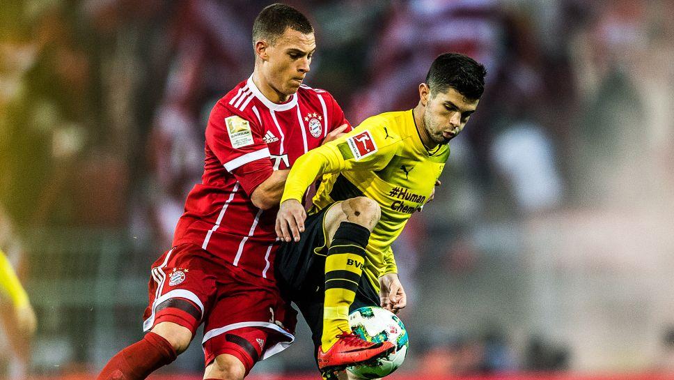 Bundesliga Borussia Dortmund Vs Bayern Munich A Veritable Clash Of Attacking And Defensive Titans