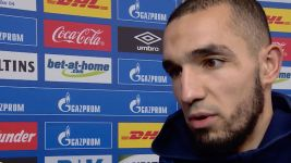Watch: Bentaleb satisfied with 'good afternoon'