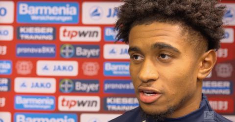 Watch: Reiss Nelson hopes for more to come
