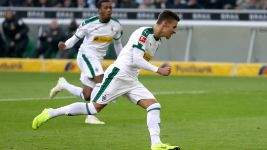 Hazard Gladbach's hero in Rhine derby