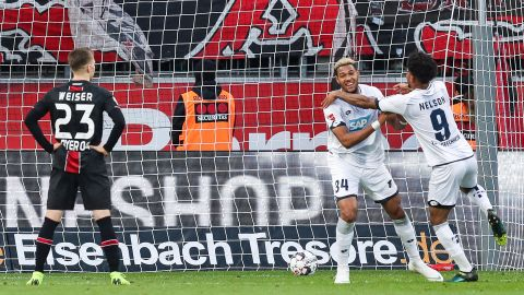 Watch: Leverkusen 1-4 Hoffenheim