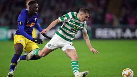 Celtic 2-1 RB Leipzig: As it happened!