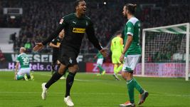 Guilty the Plea as Gladbach win