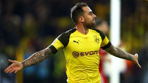 ¡Paco Alcácer lo vuelve a hacer!