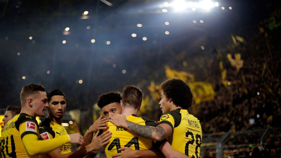 Bundesliga 5 Reasons Borussia Dortmund Can Win The