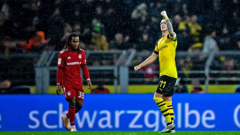 Watch: Borussia Dortmund 3-2 Bayern Munich