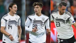 Who are Germany's new boys?
