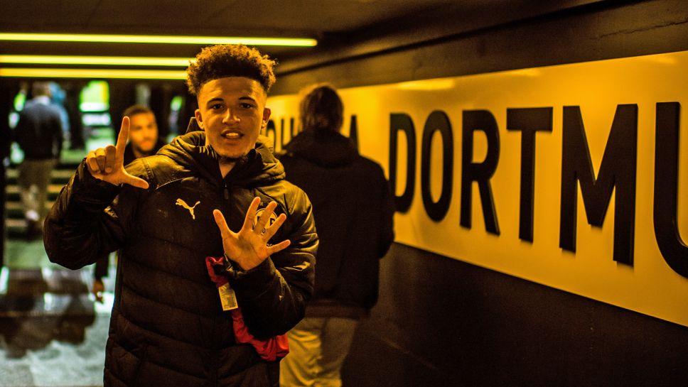 Bundesliga Jadon Sancho 10 Things On The Borussia