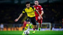 Watch: Up close with Jadon Sancho