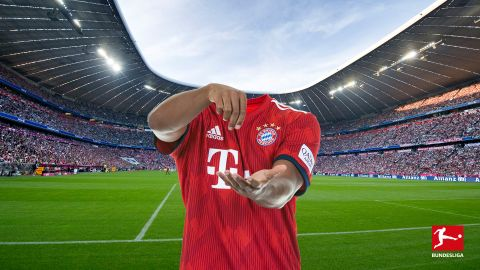 Who can replace James at Bayern?