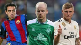 "Klaassen: ""No comparison with Xavi or Kroos"""