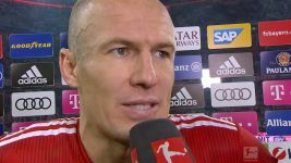 "Watch: Robben ""Bayern cannot concede three"""