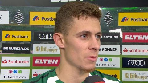 Watch: Hazard on his and Gladbach's purple patch