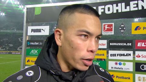"Watch: Wood: ""Hannover made it easy for Gladbach"""