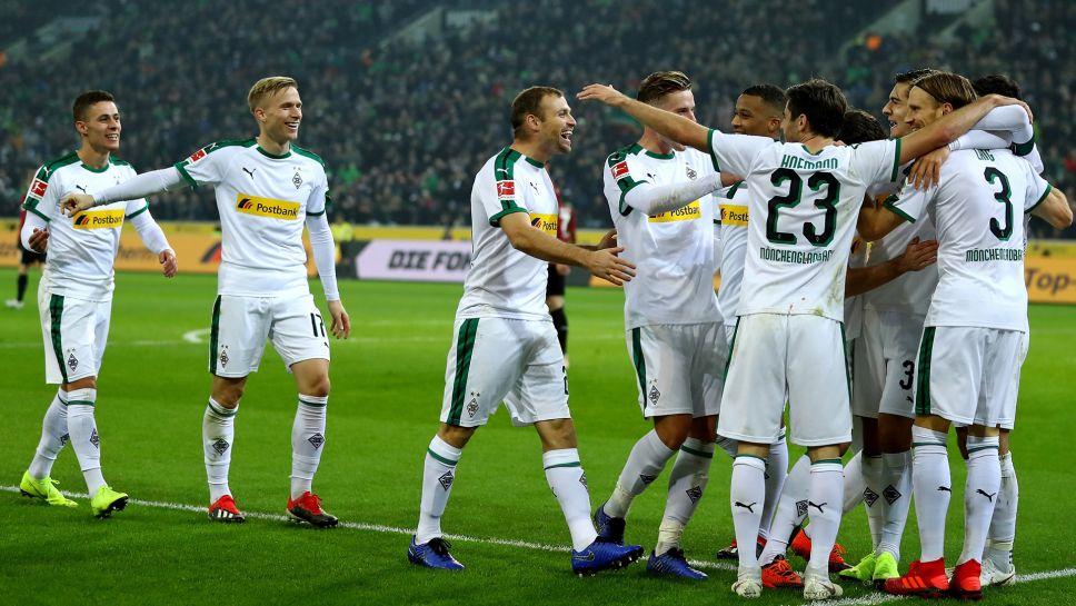 Bundesliga | 5 reasons Borussia Mönchengladbach can win the ...