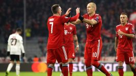 Bayern cruise into last-16
