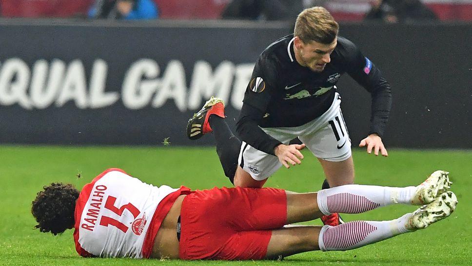 Bundesliga Fc Salzburg Vs Rb Leipzig Uefa Europa League Confirmed Line Ups Match Stats And Live Blog