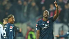 Mateta and Zentner earn Mainz win