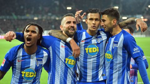 Ibisevic leads Hertha past Hannover
