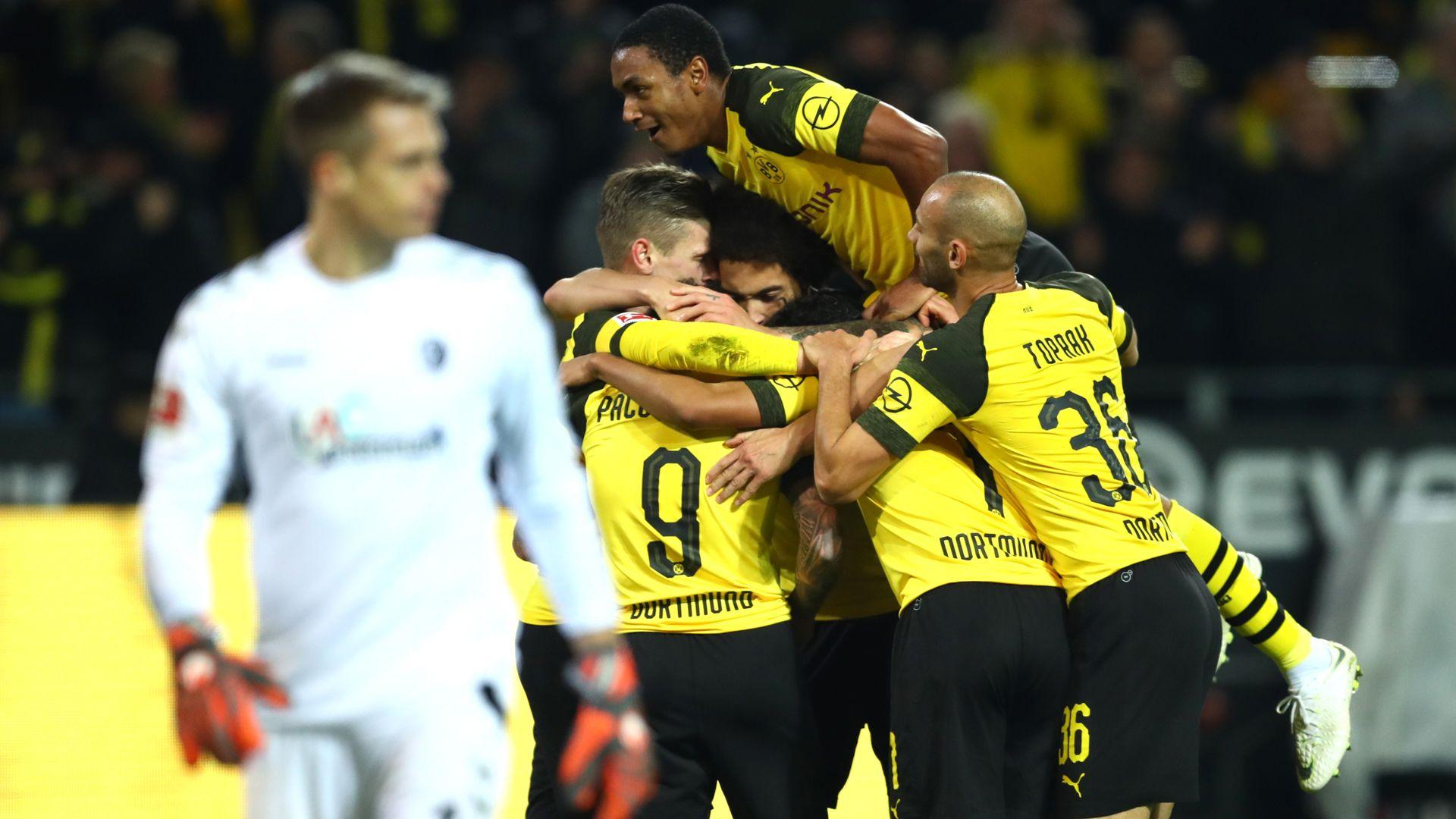 Bundesliga Borussia Dortmund Supersub Paco Alcacer The Sharpest