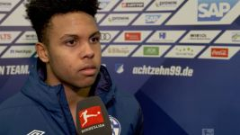 Watch: McKennie hopeful of more chances for Wright