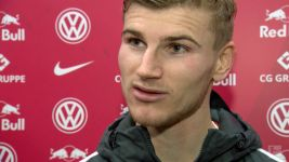 Watch: Werner praises Leipzig's attacking quality