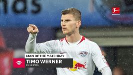 Timo Werner: MD13's Man of the Matchday