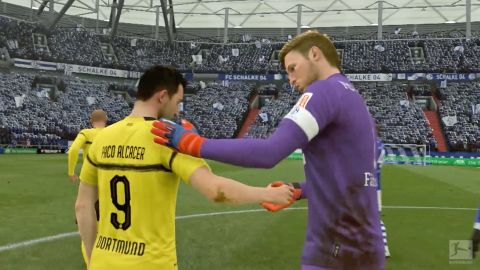 Watch: FIFA 19 predicts Schalke vs. Dortmund