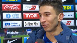 Watch: Grujic on his first Hertha goal