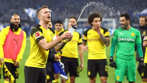 Reus lauds Sancho's mental strength