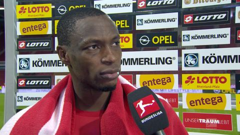 Watch: Ujah talks crazy Hannover draw