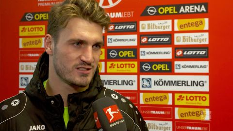 Watch: Weydandt says he can still score more