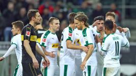 Gladbach subs steal the show