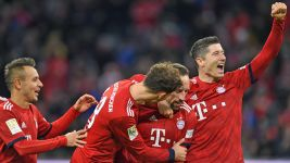 Watch: Bayern 3-0 Nuremberg