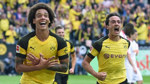 Witsel and Delaney: BVB's midfield engine room