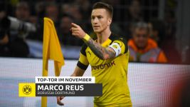 Top-Tor im November: Marco Reus