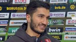 "Watch: Sahin: ""It's special to be back home"""