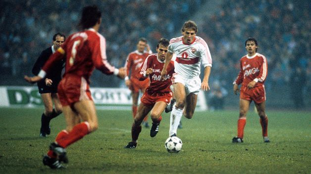 Bundesliga Tabelle 1988