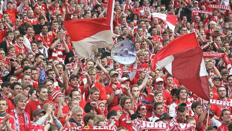 Hear FC Bayern's long-lost anthem once again