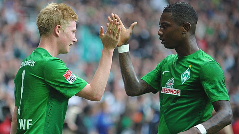 Bundesliga | SV Werder Bremen 2-2 VfB Stuttgart | Bundesliga ...