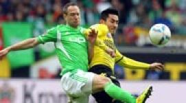 Dortmund wary of Wolves