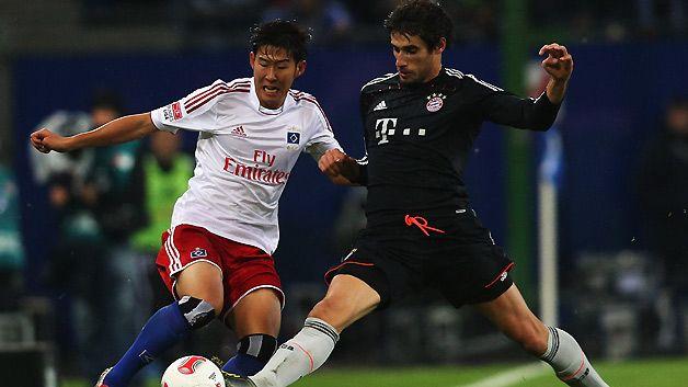 Fc Bayern MГјnchen Hamburger Sv