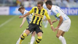 Götze returns to Dortmund: the internet reacts