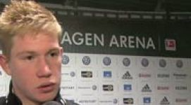 De Bruyne: 'We'll improve'