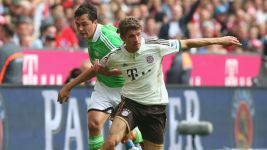 Next stop Wolfsburg for Bayern's Bundesliga express